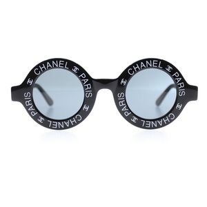 ❤️ iconic 💋 CHANEL vintage runway sunglasses NWOT